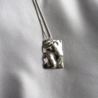 Imperfection Necklace Big