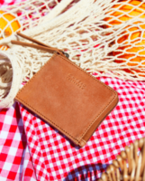 Coin purse – camel