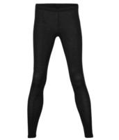 leggings fine rib black