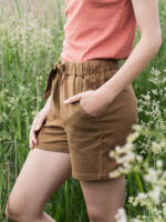 Shorts. Seagrass Twill