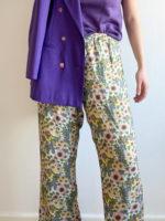 Raina bukser purple