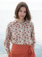 Clematis shirt