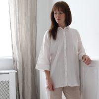 Ruth shirt – White