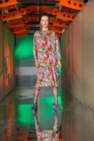 Pie Jersey Dress – Cherry Sprinkles Print