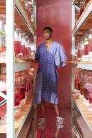 JAM DRESS – BLUE CHECKS