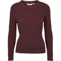 Aline Sweater – Bitter Chocolate